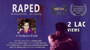 Raped official poster